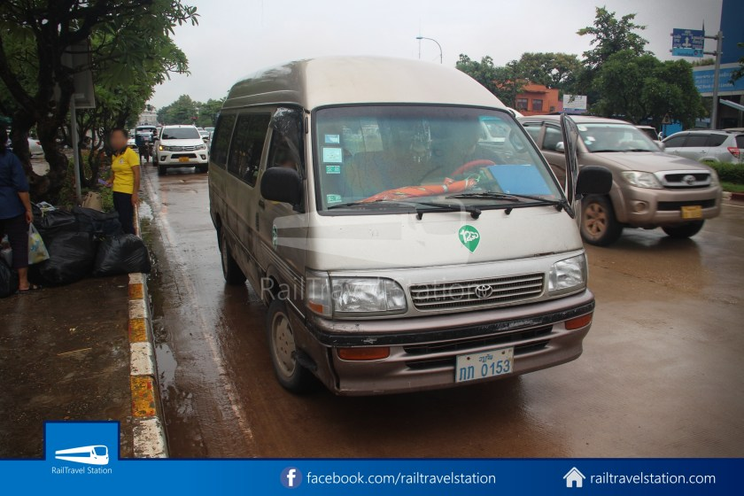 PTS Transit Service Thanaleng Vientiane Talad Sao 20