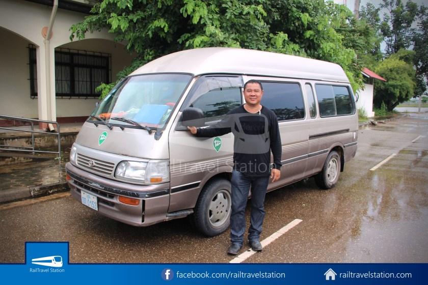 PTS Transit Service Vientiane Namphou Thanaleng 25