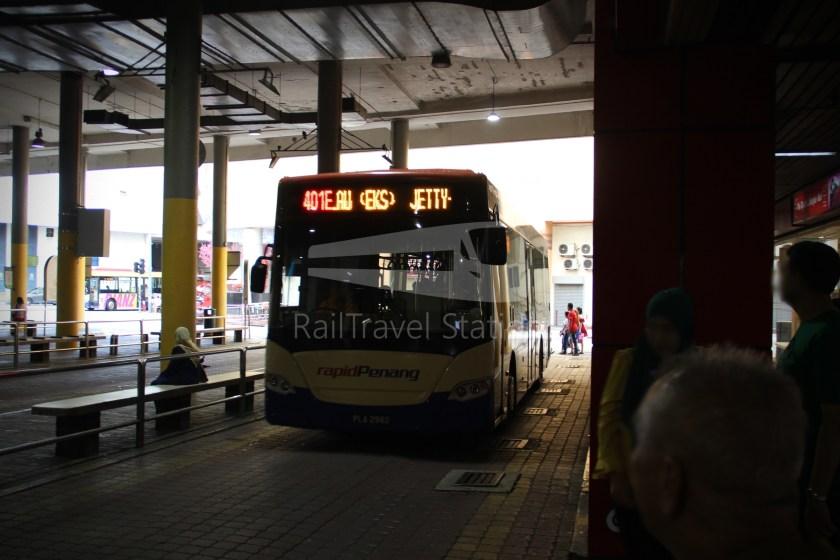 Rapid Penang 401E KOMTAR Airport 01