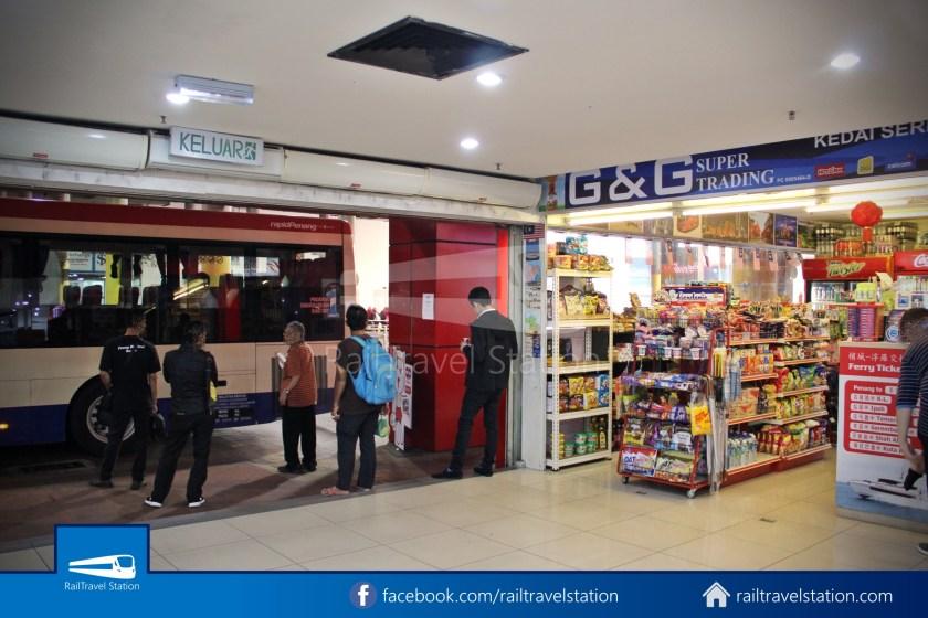Rapid Penang AT KOMTAR Airport 03