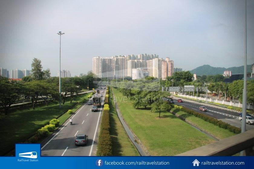 Rapid Penang AT KOMTAR Airport 14
