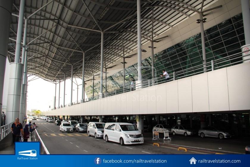 Rapid Penang AT KOMTAR Airport 25
