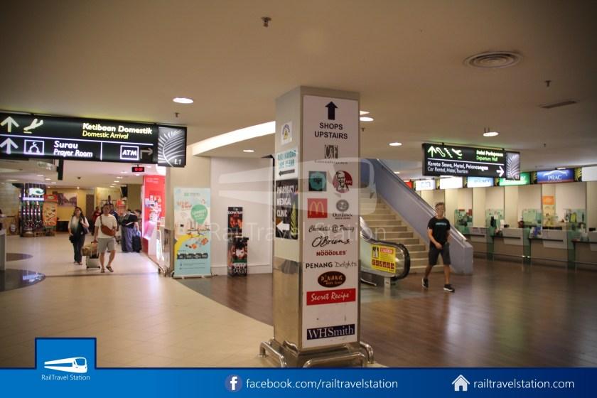 Rapid Penang AT KOMTAR Airport 27