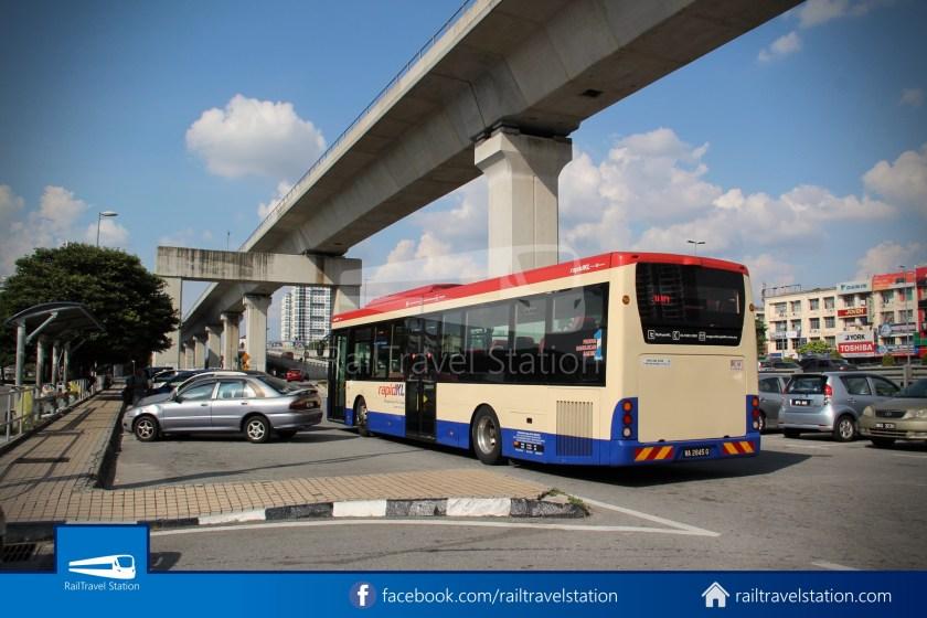 RapidKL 506 Putrajaya Puchong 11