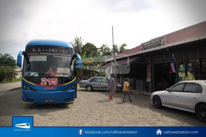 Sipitang Express Kota Kinabalu Bandar Seri Begawan 037