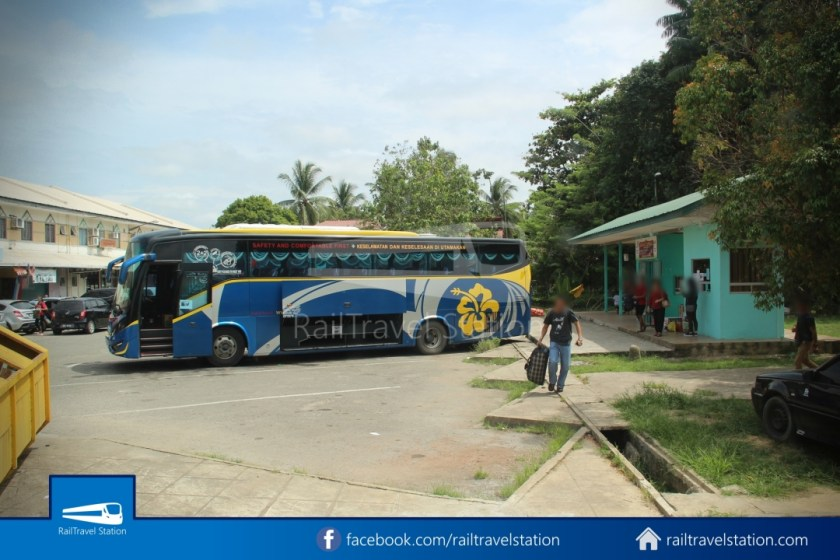 Sipitang Express Kota Kinabalu Bandar Seri Begawan 057