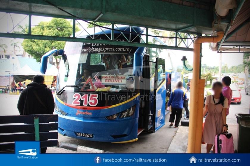 Sipitang Express Kota Kinabalu Bandar Seri Begawan 085