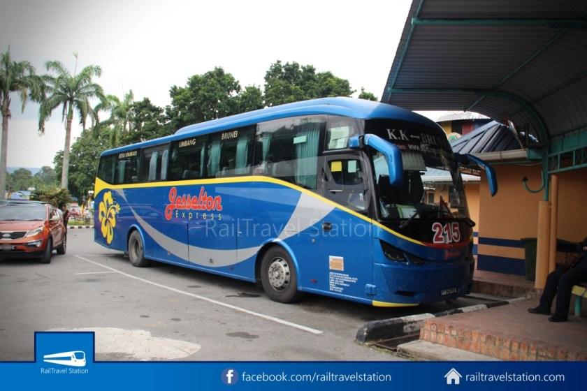 Sipitang Express Kota Kinabalu Bandar Seri Begawan 086