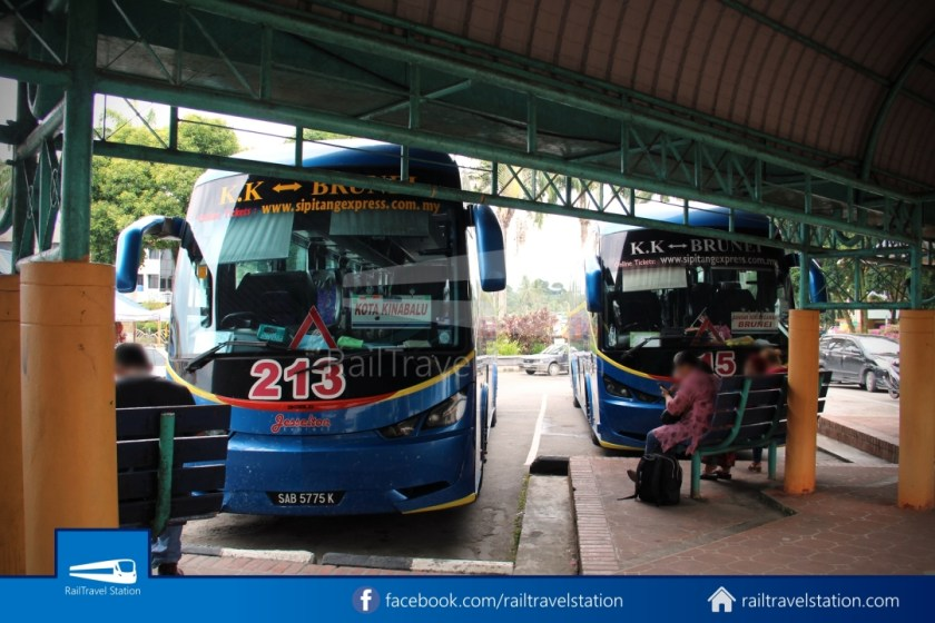 Sipitang Express Kota Kinabalu Bandar Seri Begawan 099
