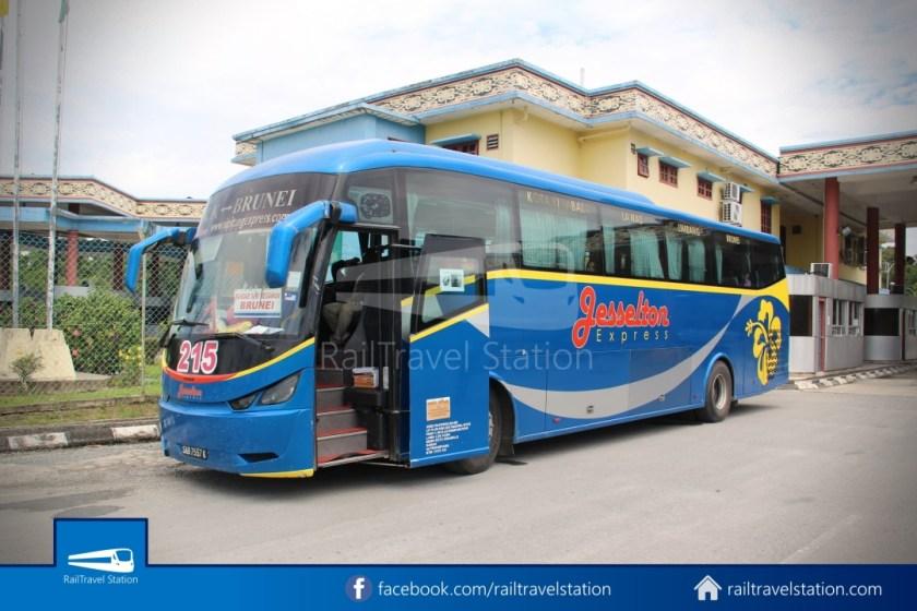 Sipitang Express Kota Kinabalu Bandar Seri Begawan 116