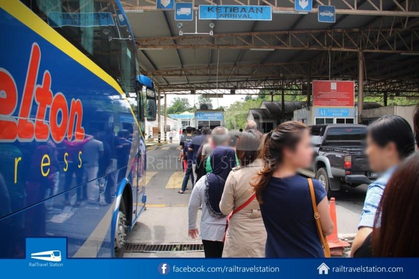 Sipitang Express Kota Kinabalu Bandar Seri Begawan 121