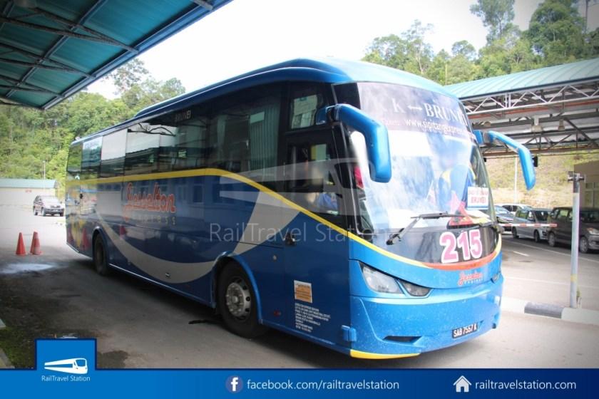 Sipitang Express Kota Kinabalu Bandar Seri Begawan 138
