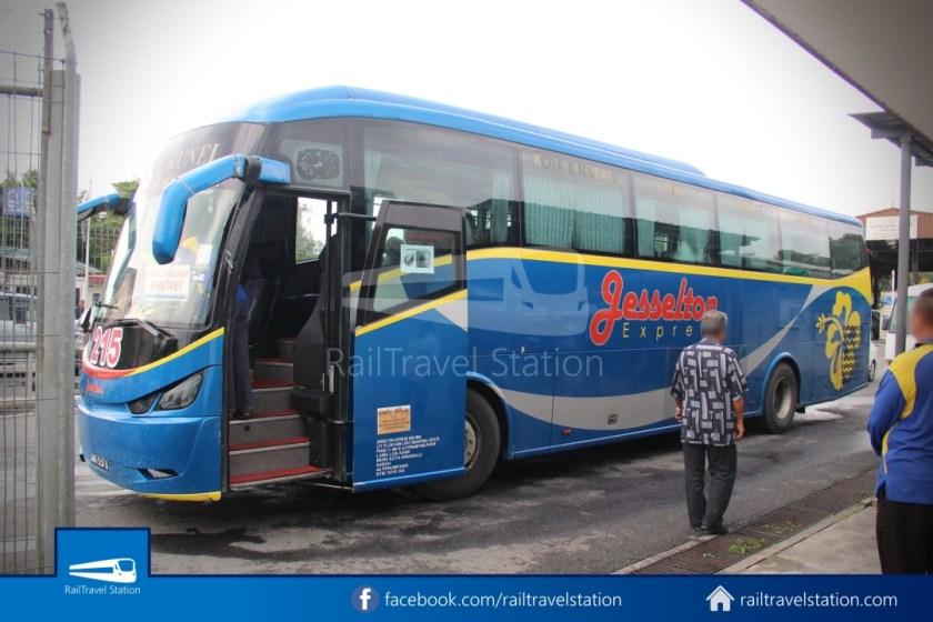 Sipitang Express Kota Kinabalu Bandar Seri Begawan 186