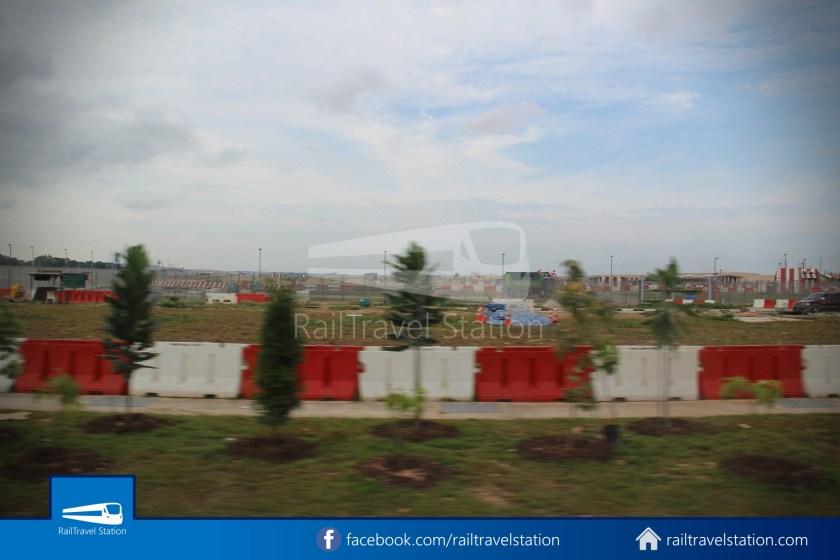 Tanah Merah Ferry Terminal Changi Airport Shuttle Bus 17