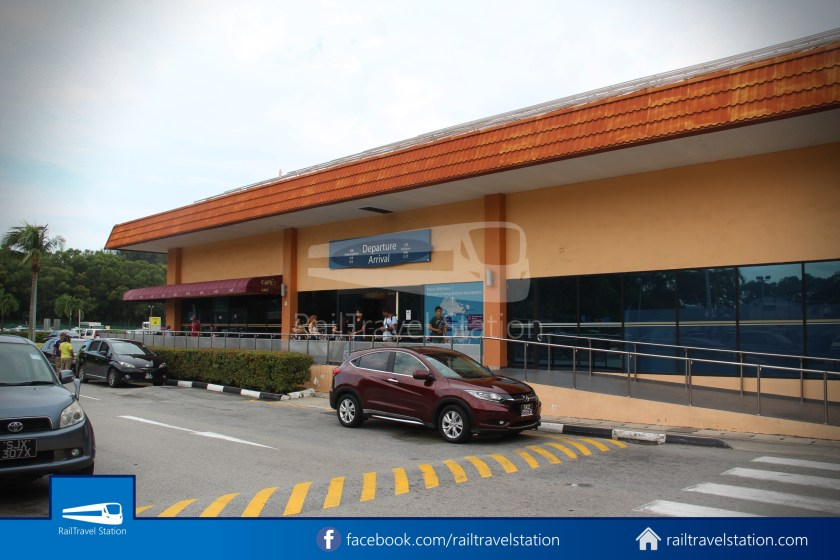 Tanah Merah Ferry Terminal Changi Airport Shuttle Bus 24