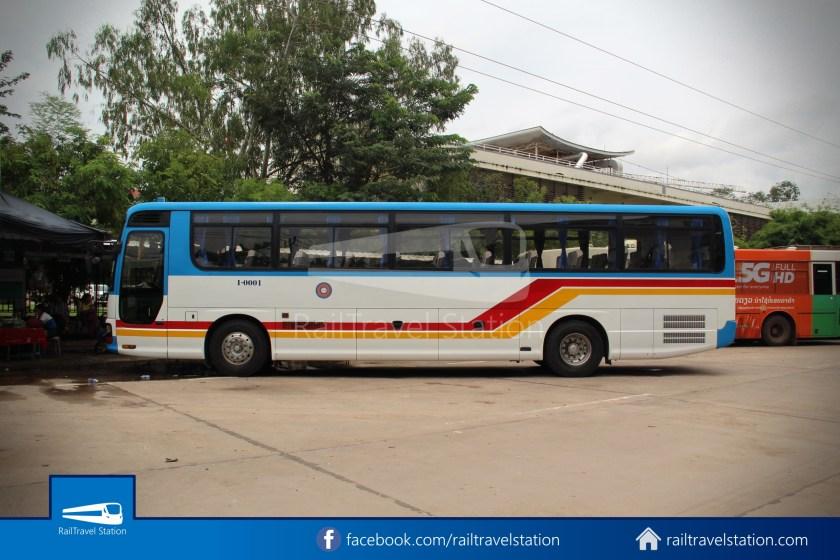 Thai-Lao International Bus Blank 01 - CBS-2