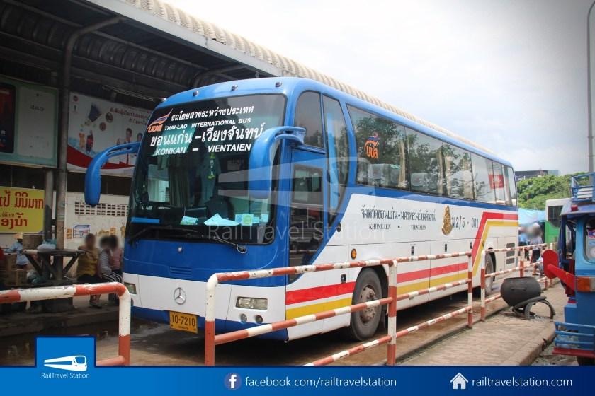 Thai-Lao International Bus Vientiane Khon Kaen 01 - CBS-1