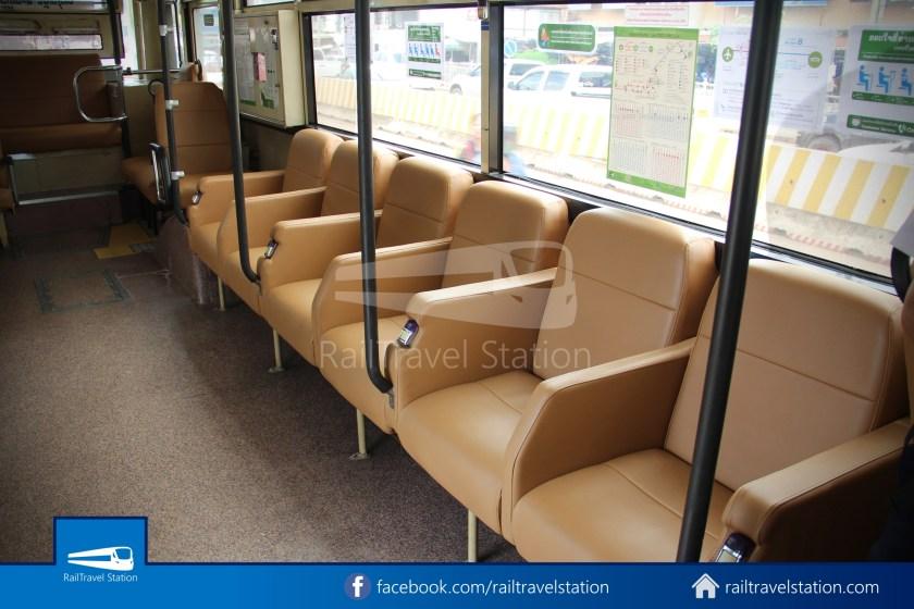 Vientiane City 2 Bus Service Airport Shuttle CBS Airport 003