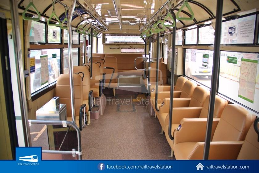 Vientiane City 2 Bus Service Airport Shuttle CBS Airport 008