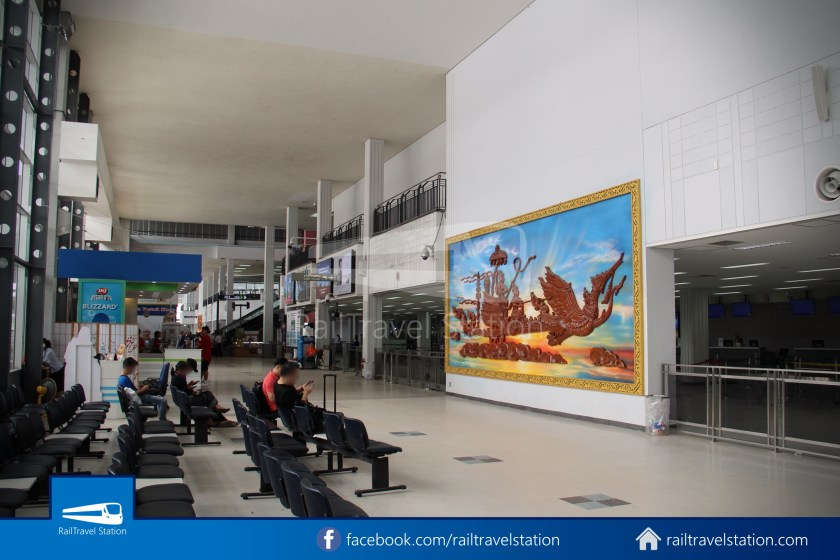 Vientiane City 2 Bus Service Airport Shuttle CBS Airport 031