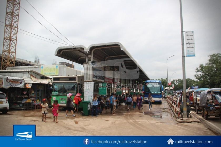Vientiane City Bus CBS-1 01
