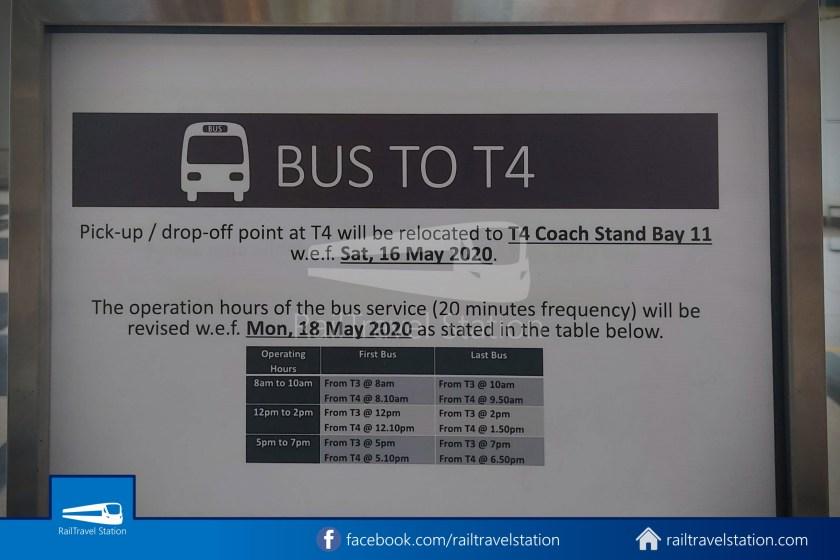 Changi Airport T4 Bus Lounge T3 Public Temp 002