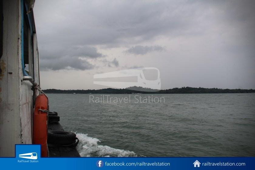 Pulau Ubin Bumboat Changi Point Pulau Ubin 011