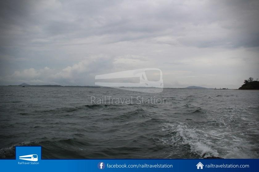 Pulau Ubin Bumboat Changi Point Ferry Terminal To Pulau Ubin Main Jetty By Bumboat Railtravel Station