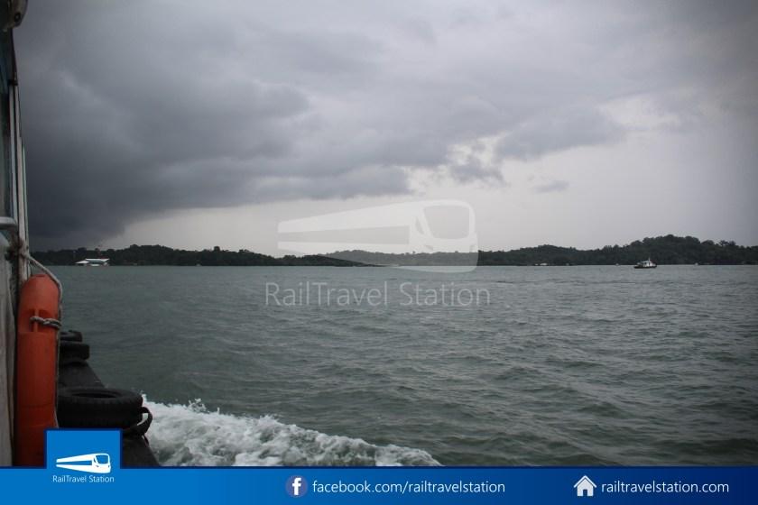 Pulau Ubin Bumboat Changi Point Pulau Ubin 017