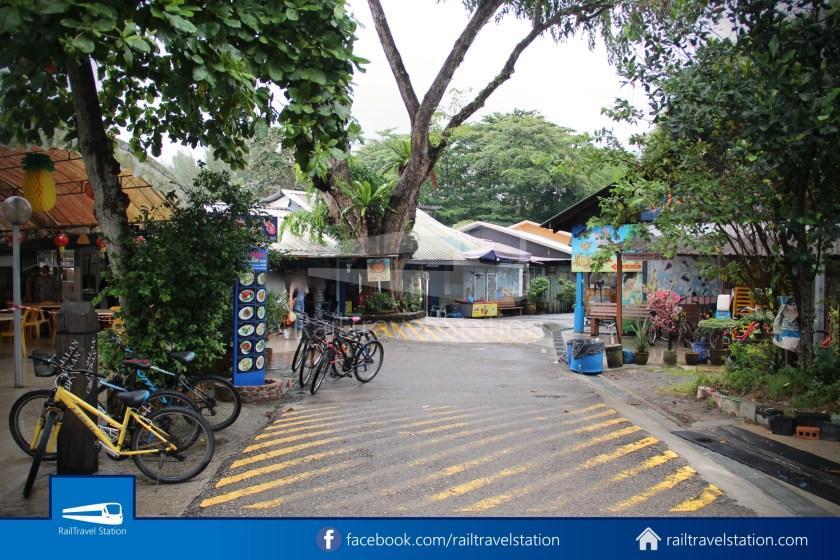 Pulau Ubin Bumboat Changi Point Pulau Ubin 036