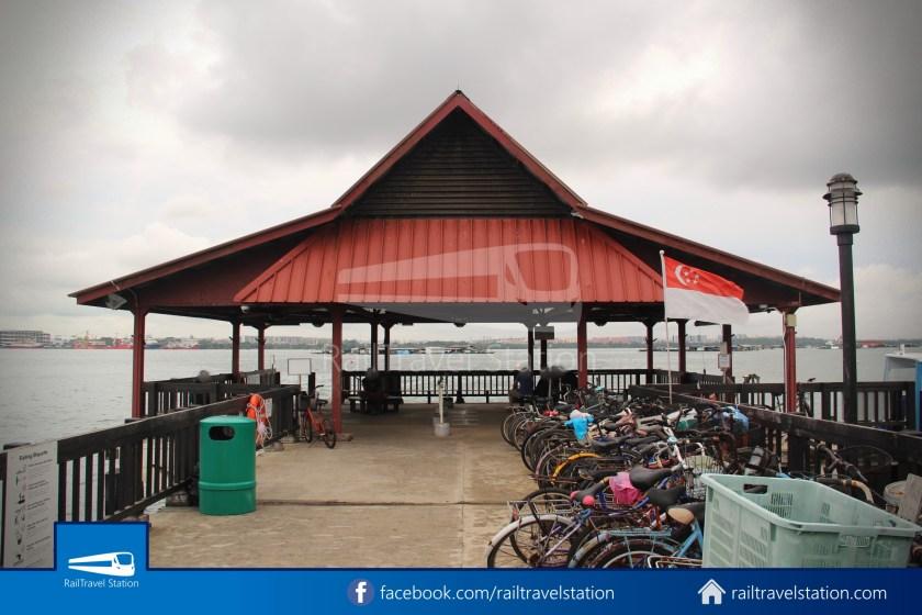 Pulau Ubin Bumboat Pulau Ubin Changi Point 003