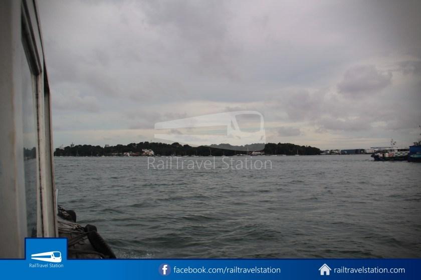 Pulau Ubin Bumboat Pulau Ubin Changi Point 012