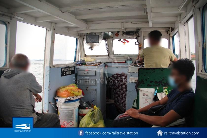 Pulau Ubin Bumboat Pulau Ubin Changi Point 017