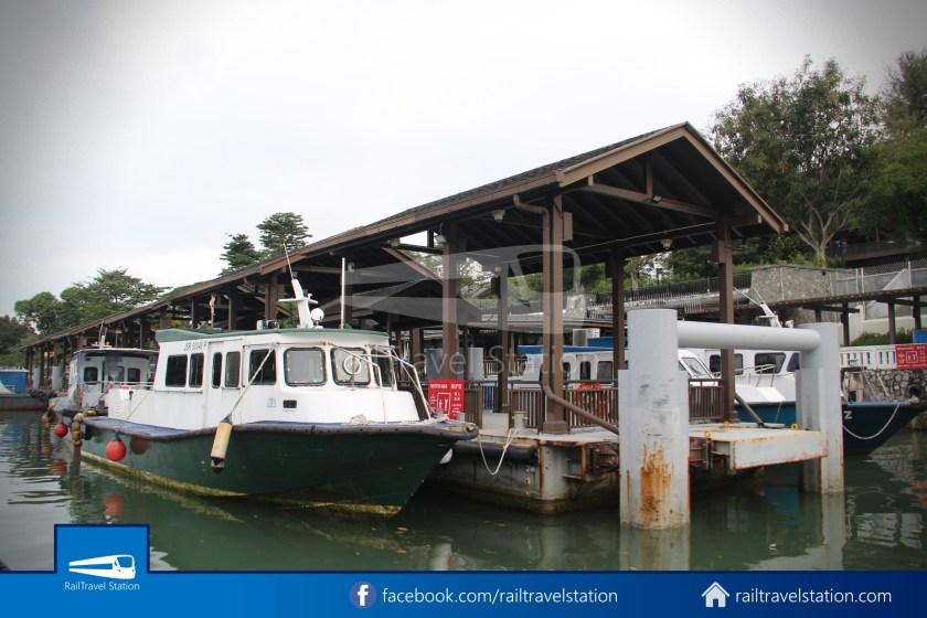 Pulau Ubin Bumboat Pulau Ubin Changi Point 020