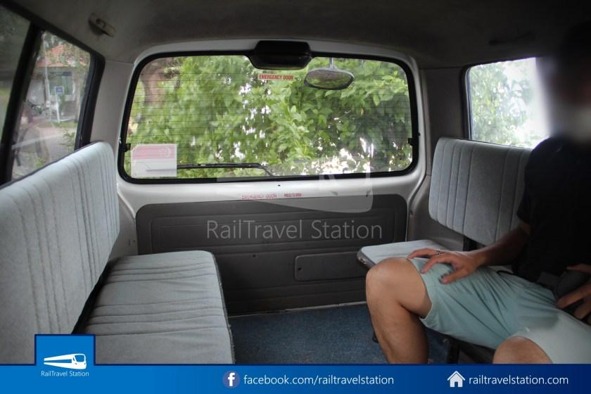 Pulau Ubin Taxi Van Main Jetty Chek Jawa Wetlands 004