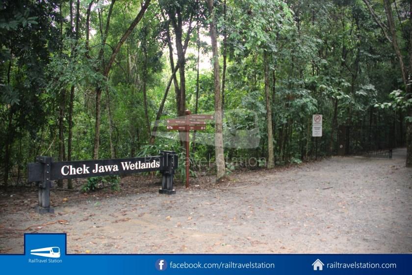 Pulau Ubin Taxi Van Main Jetty Chek Jawa Wetlands 012