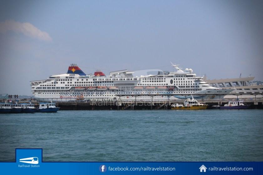 Marina South Ferries Marina South Pier St John Island 019