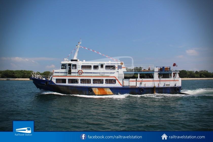 Marina South Ferries St John Island Kusu Island 012