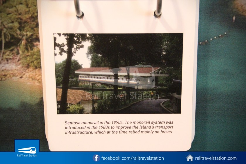Retracing Old Sentosa Monorail 2020 Station 3 Fort Siloso Station 025
