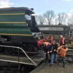 Nene Valley Railway visit