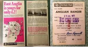 British Rail Eastern Region Rover