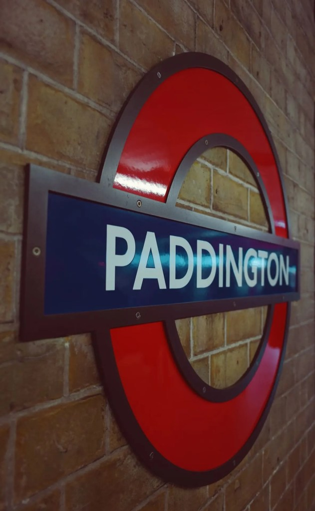 Paddington railway station