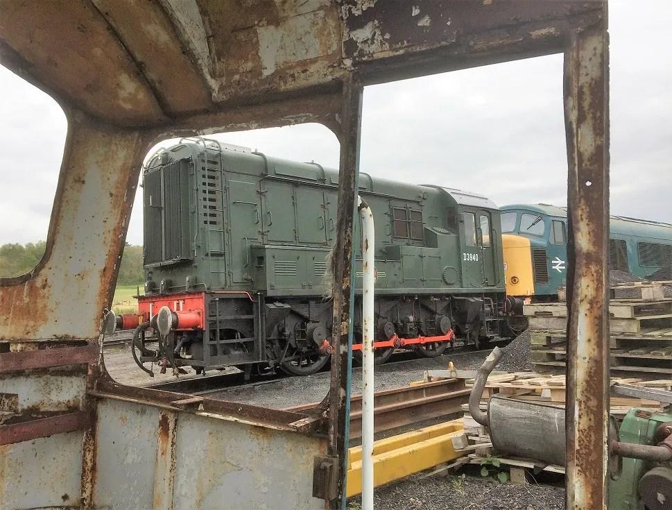 Class 08 Shunter D3940
