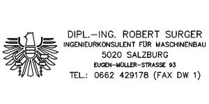 Logo Robert Surger