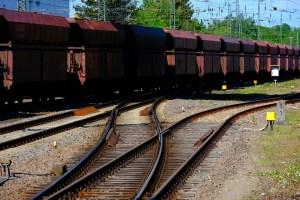 Zug Güterverkehr