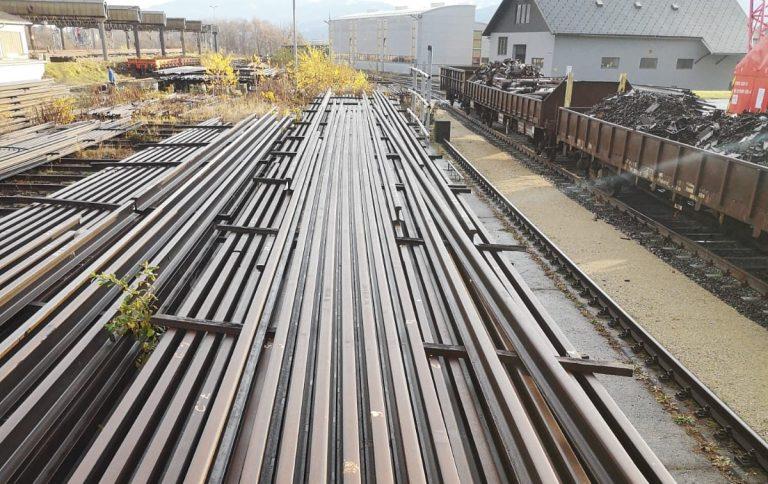 Kostensenkung durch gelebte Kreislaufwirtschaft im Gleisbau – ein Erfahrungsbericht