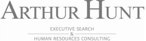 Logo Arthur Hunt