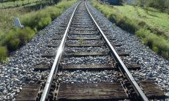 Gleise Nebenbahn