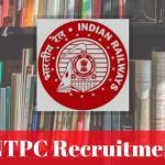 RRB NTPC Recruitment 2018