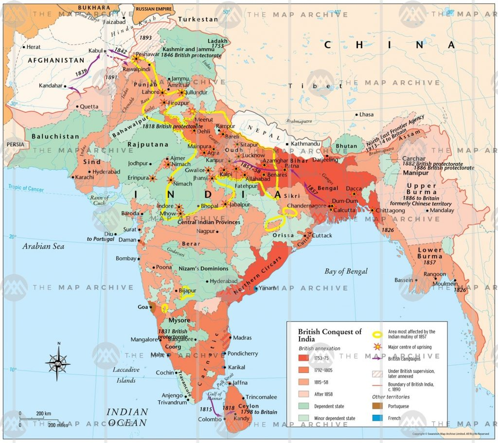 Timeline Of Indian History Download Indian History